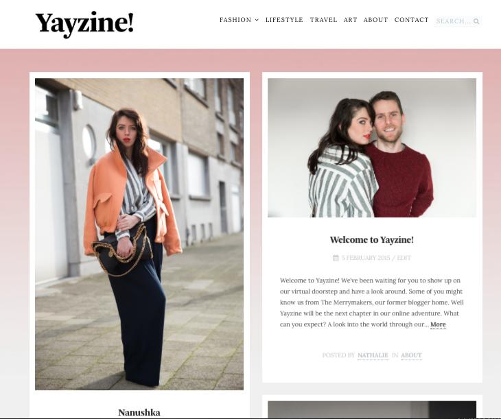 yayzine.com